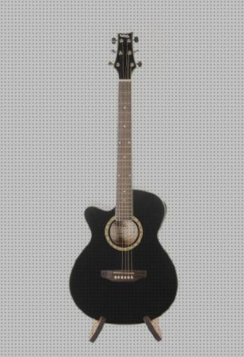 Guitarra Electroac/ústica Single Cutaway Zurda de Gear4music