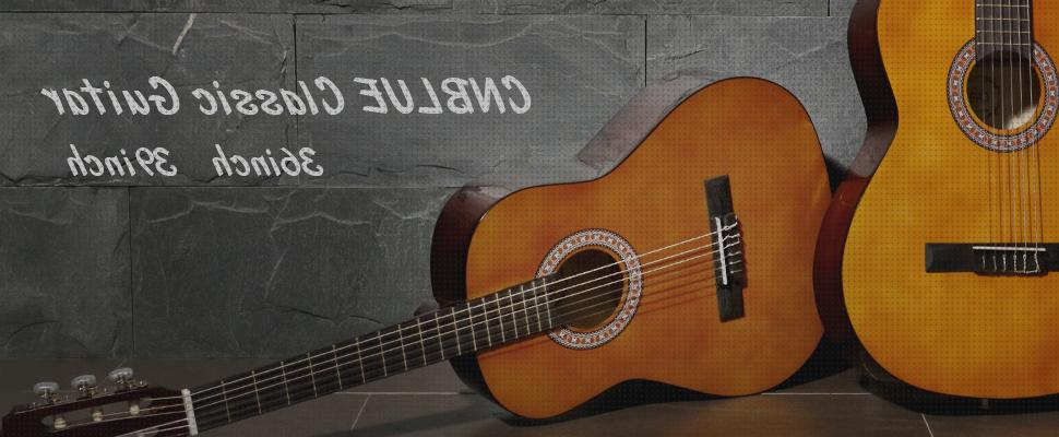 Review de guitarra acustica cnblue
