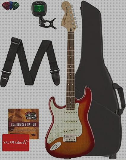 Opiniones de sunburst guitarra cherry sunburst