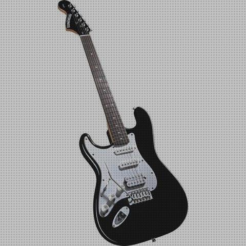 Review de guitarra electrica fender starcaster