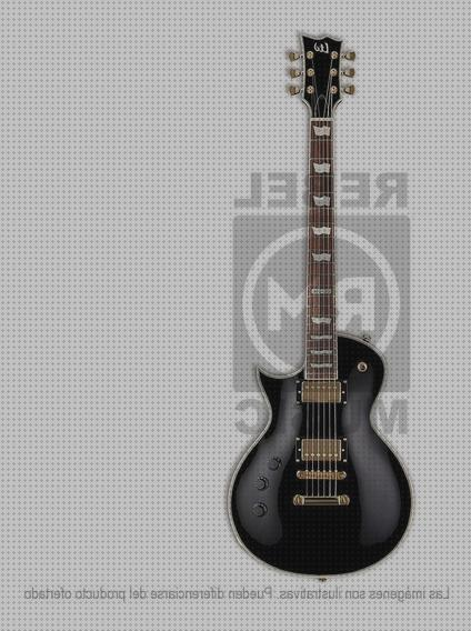 Review de ltd guitarra ltd n427