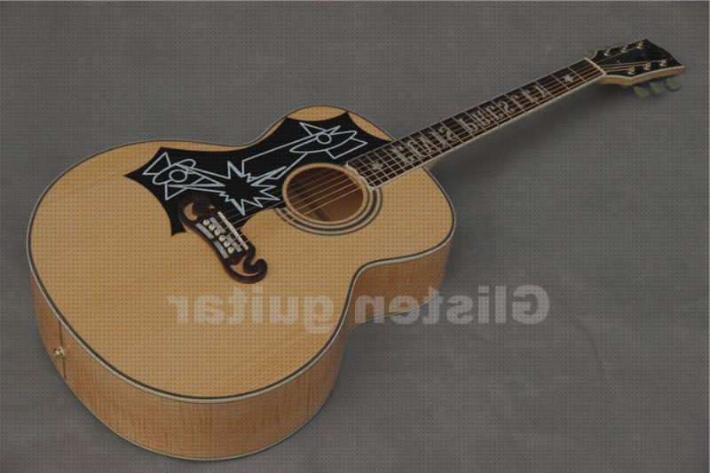 Review de guitarras elvis guitarra acustica elvis presley