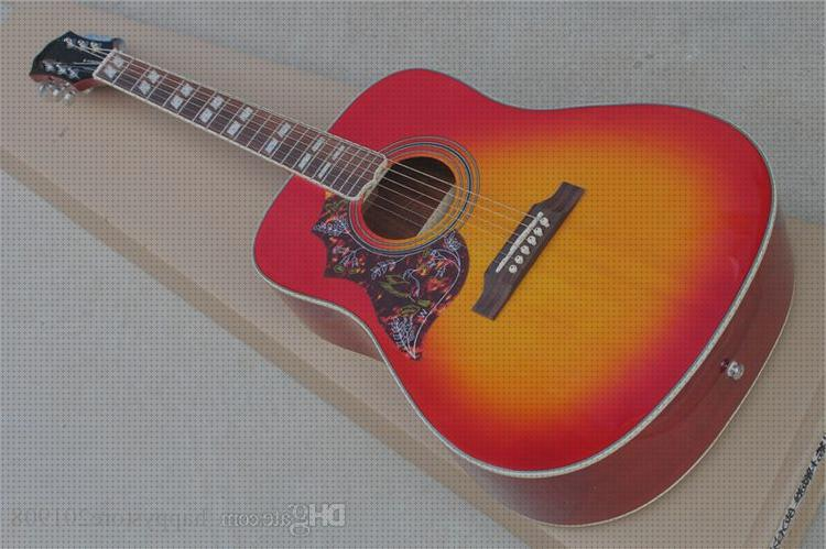 Review de sunburst guitarra cherry sunburst