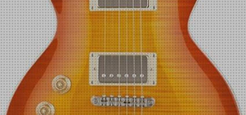 Top 2 Guitarras Cherry Sunburst