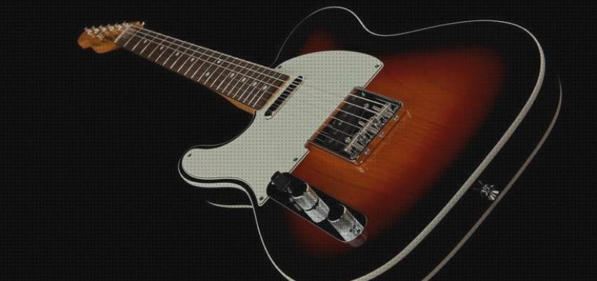 Top 11 Guitarra Eléctrica Fender Squire Telecaster Custom