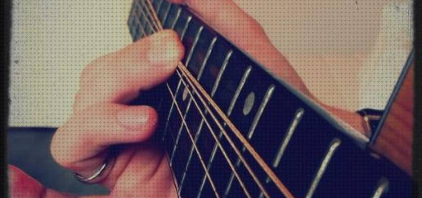 TOP 8 guitarras cuerdas tensiones